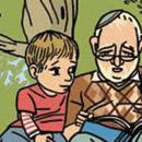 בניית גשר באמצעות ספרות ילדים - שיחה עם אורי אורבך