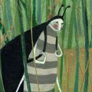 סיפור קטנטן על חיפושית מקומית