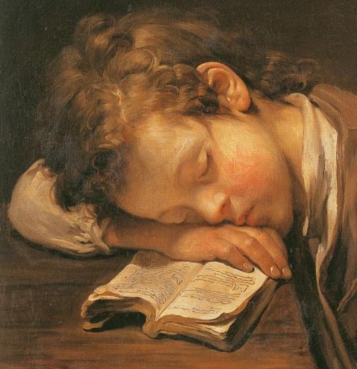 לקרוא בציור – דימויים של ילדים קוראים (חלק ב')