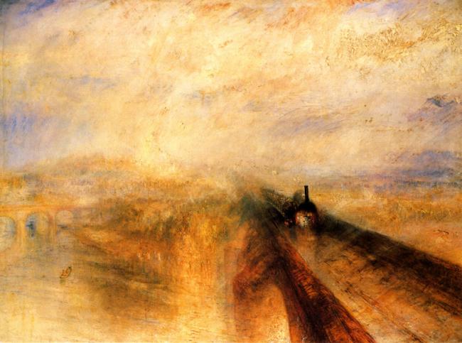 ציור: ויליאם טרנר
