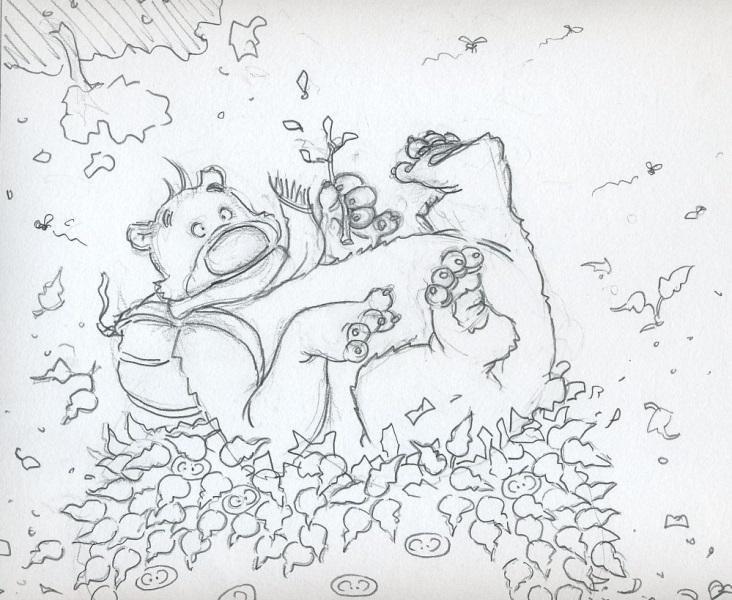 David sketchbook3