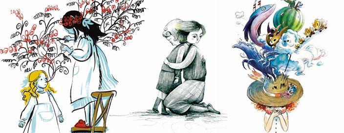 מצעד היצירות האכותיות לילדים ולילדות לשנת 2015 - חלק 3