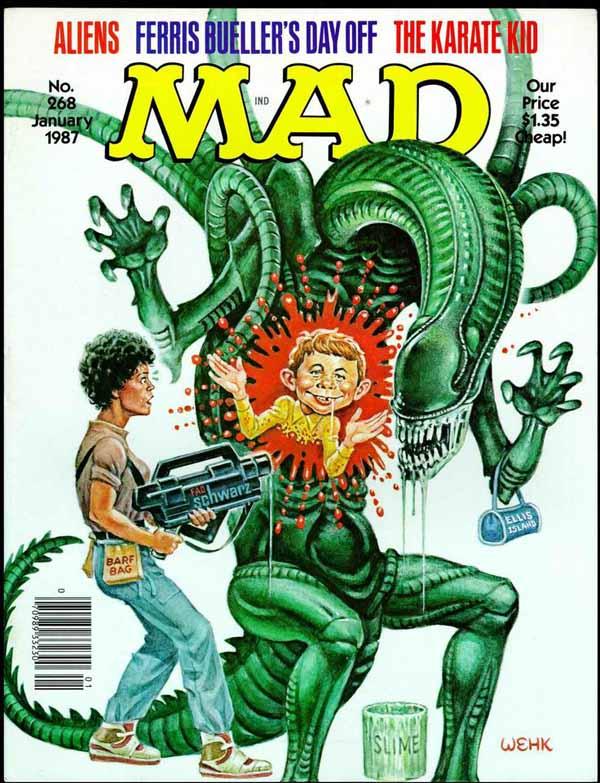 מגזין MAD