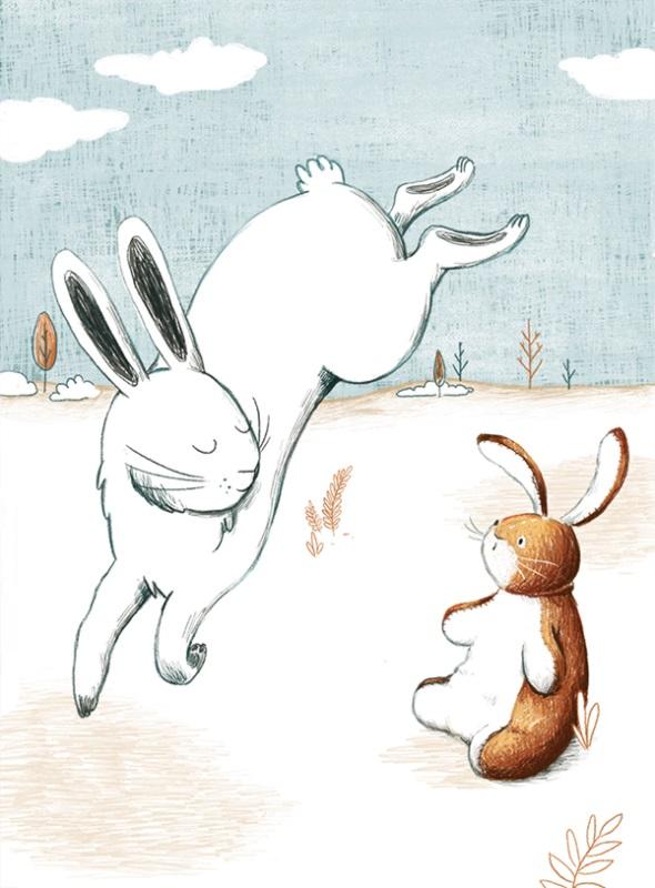 """מתוך """"ארנב הבד"""""""