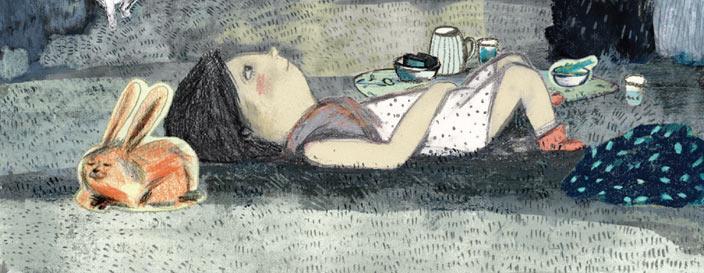 """""""אמנות מודרנית היא כשלוקחים סתם דברים רגילים ושמים אותם על קופסה הפוכה בצבע לבן"""" - שיחה עם הילדה קוקית"""
