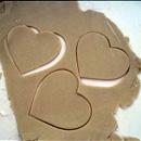 תבנית בצורת לב