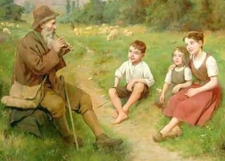 שירי רועים כמייצגי מהפכה תרבותית ואמנות צלילית