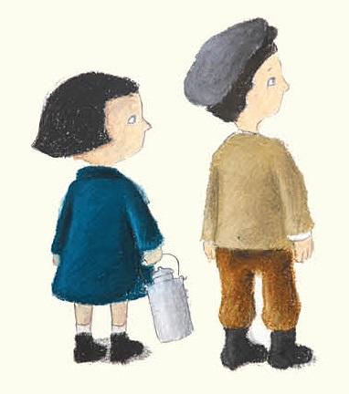 איך מספרים על השואה לילדים?