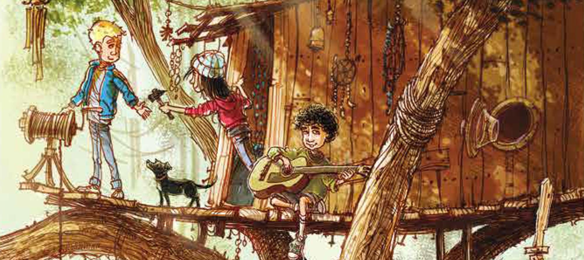 ילדי בית העץ