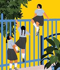 ילדות טובות: הבניית יחסים מגדריים בספרות הילדים הישראלית הקנונית