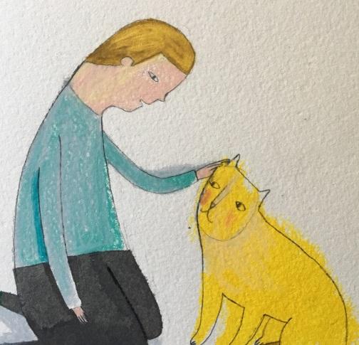 פילוסוף וחתול מחפשים סיפור