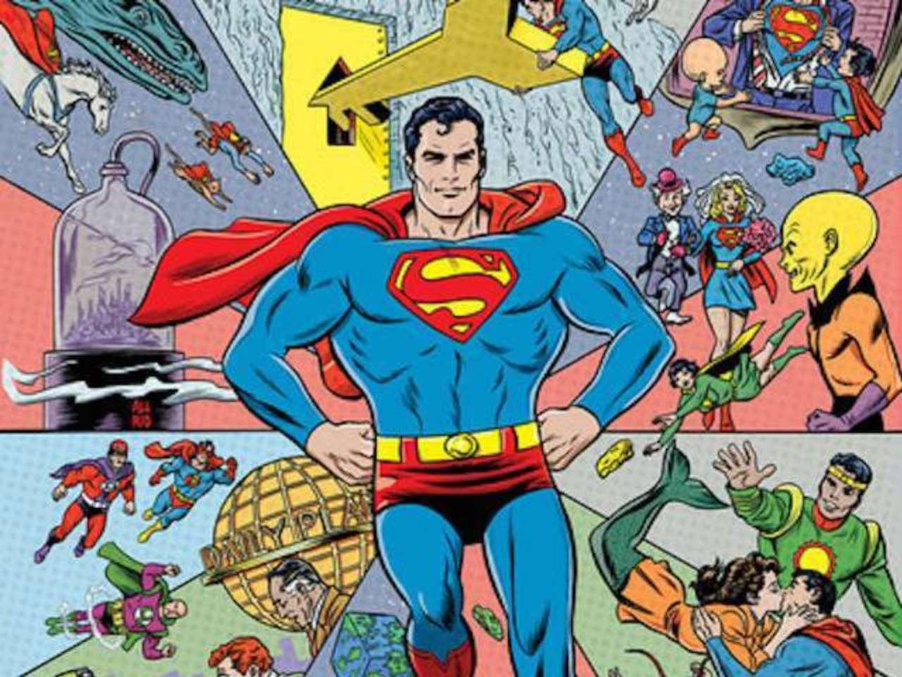 החוויה הישראלית של סופרמן