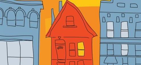 בית הוא המקום בו אנו מרגישים שייכים