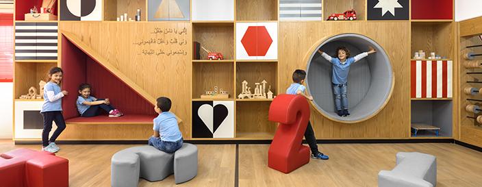 סביבת לימוד כזירת משחק - ראיון עם המעצבת לילדים, שרית שני חי