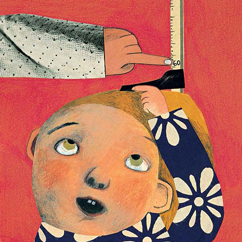 """ביאטריצ'ה אלמניה מספרת על הספר """"מהו ילד?"""""""