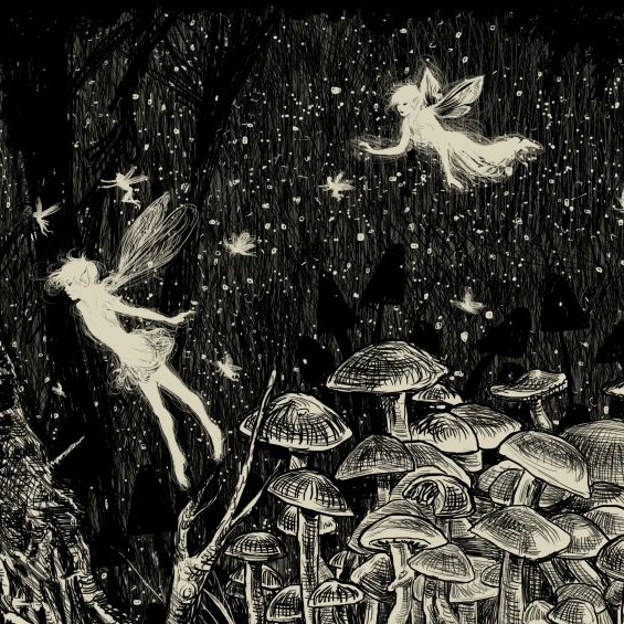 """ללכת לאיבוד ולמצוא גן עדן קסום - הצצה לתערוכה """"פעם עץ ביער"""""""